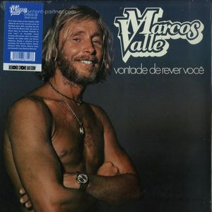 Marcos Valle - Vontade De Rever Voce (Reissue)
