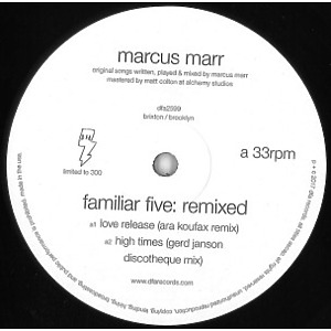 Marcus Marr - Familiar Five: Remixed
