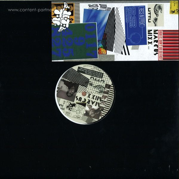 Marcus Mixx - Rub It Don't Go So Fast (Vinyl Only)