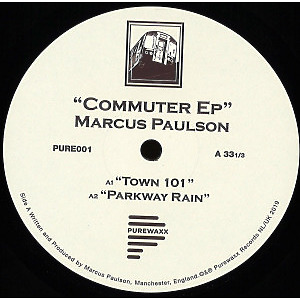 Marcus Paulson and Bohm - Commuter EP