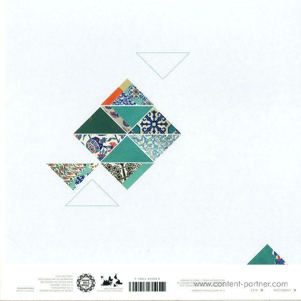 Marek Hemmann - Chameleon EP (Back)