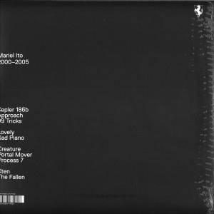 Mariel Ito (A.K.A. Maceo Plex) - 2000-2005 (Back)