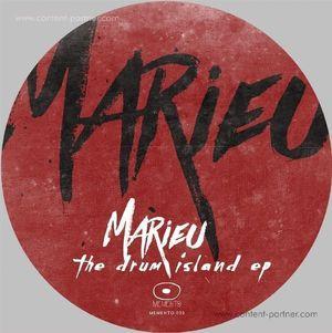 Marieu - The Drum Island Ep