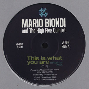 Mario Biondi - This Is What You Are (Original & Opolopo Rmx)