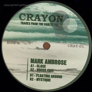 Mark Ambrose - Cray-01