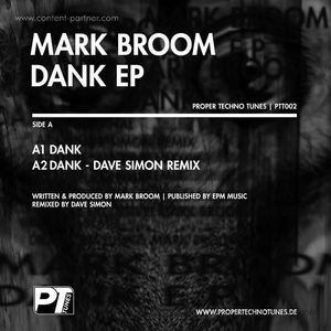 Mark Broom - Dank EP