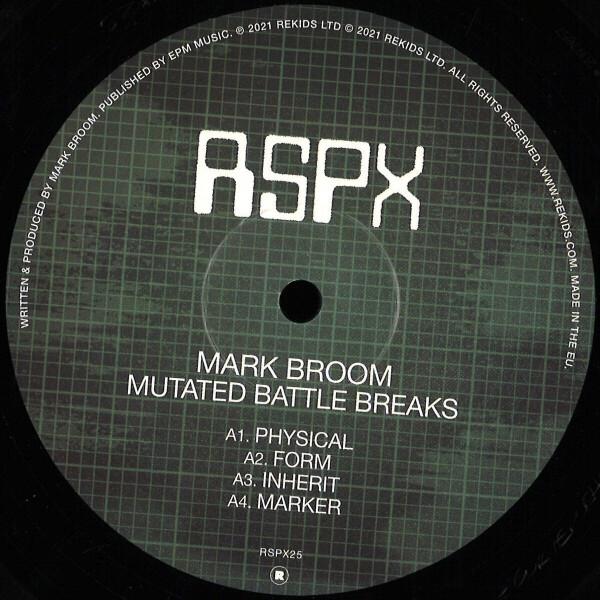 Mark Broom - Mutated Battle Breaks