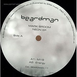 Mark Broom - Neon EP