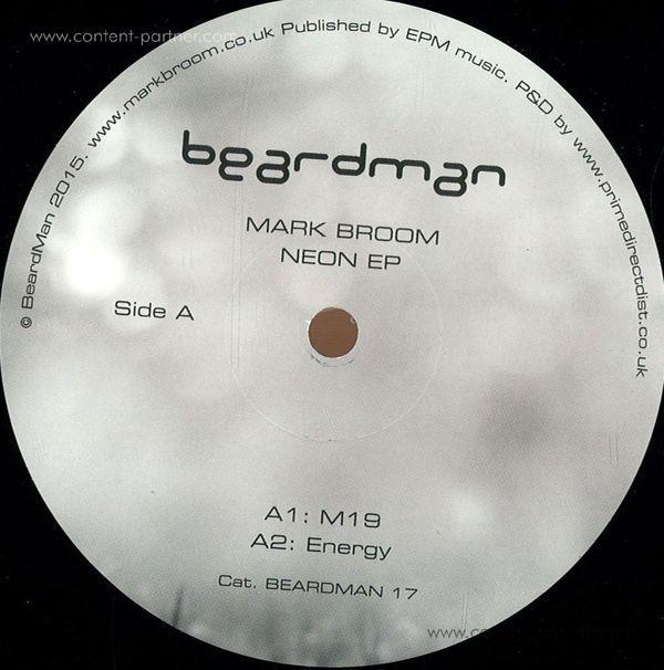 Mark Broom - Neon EP
