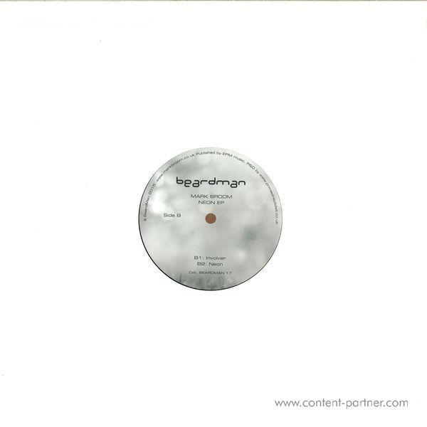 Mark Broom - Neon EP (Back)