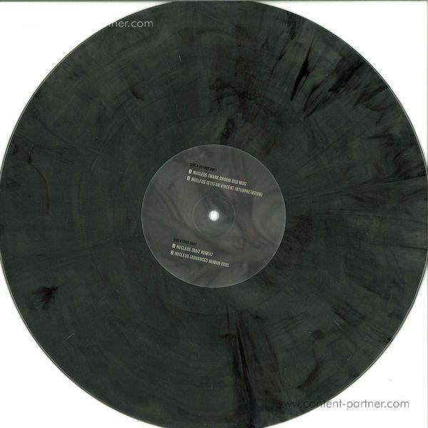 Mark Broom - Nucleus Remixes (Back)