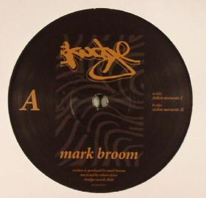 Mark Broom - Stolen Moments