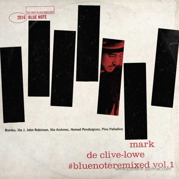 Mark De Clive Lowe - Blue Note Remixed Vol. 1 (Back)