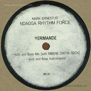 Mark Ernestus' Ndagga Rhythm Force - Yermande (1 Copy Per Customer)