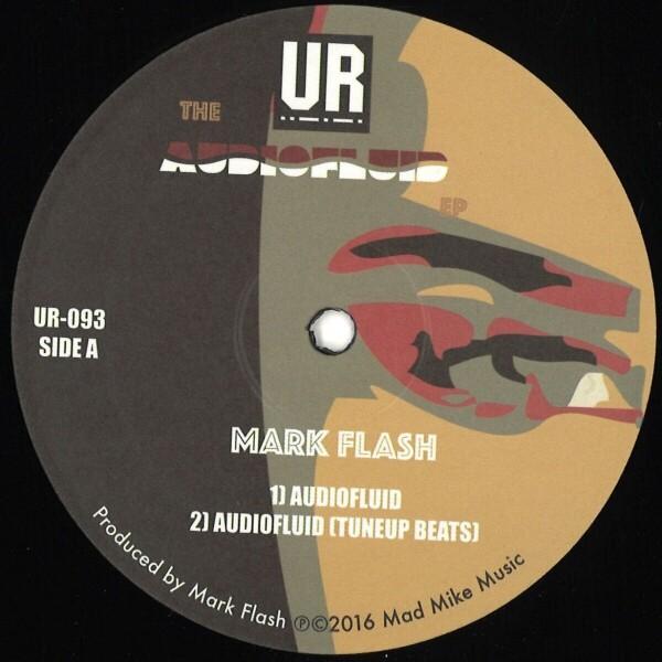 Mark Flash - The Audiofluid EP