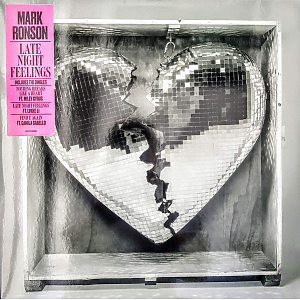 Mark Ronson - Late Night Feelings (Black Vinyl 2LP)