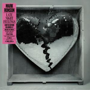 Mark Ronson - Late Night Feelings (Coloured Vinyl 2LP) (Back)