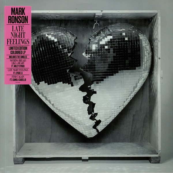 Mark Ronson - Late Night Feelings (Coloured Vinyl 2LP)