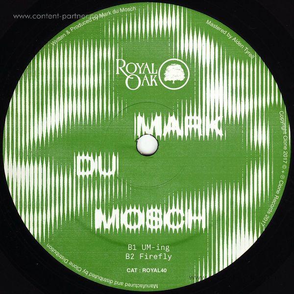 Mark du Mosch - UM-ing (Back)