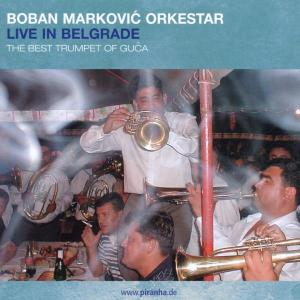 Markovic,Boban Orkestar - Live In Belgrade