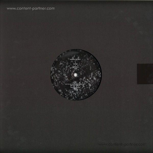 Markus Suckut - SCKT 02 (Limited Repress) (Back)