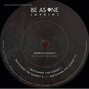 Markus Suckut - Watching The Sunset EP