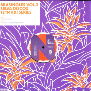 Marlui Miranda - Baiana´ (Brasingles Vol. 2 / Wolf Müller Edit) (Back)