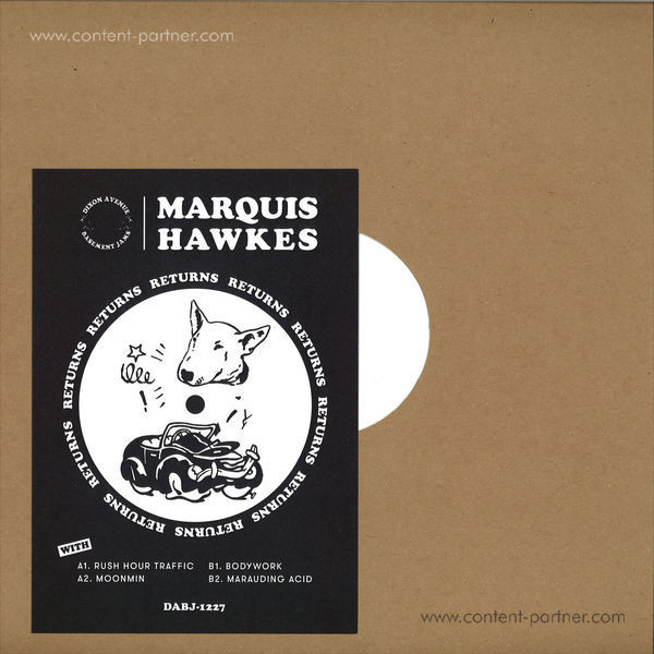 Marquis Hawkes - Returns (Back)