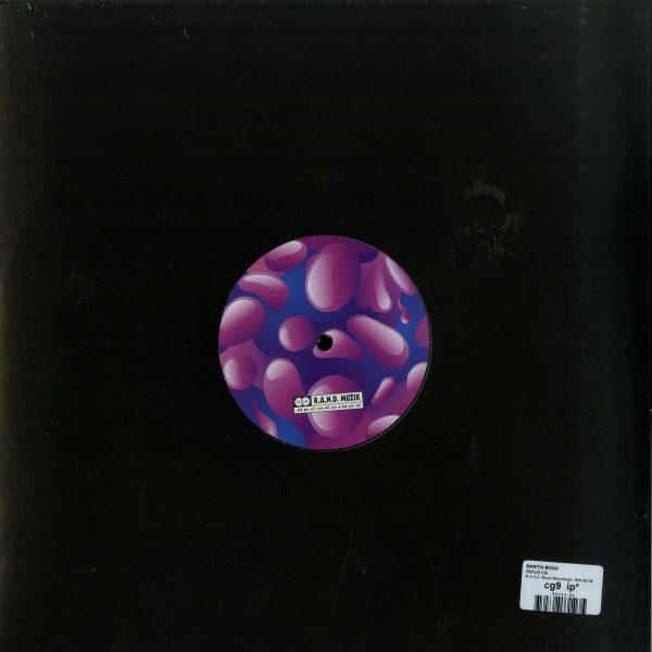 Martin Bond - Liquid Echoes