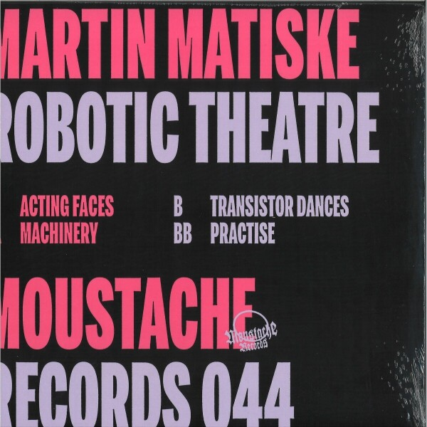 Martin Matiske - Robotic Theatre (Back)