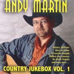 Martin,Andy - Country Jukebox Vol.1