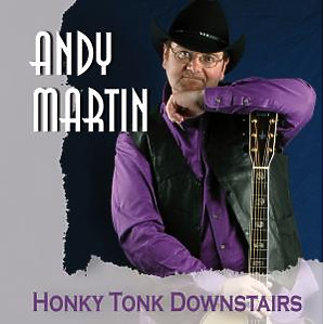 Martin,Andy - Honky Tonk Downstairs