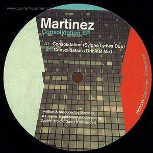 Martinez - Consolidation Ep