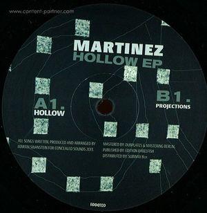 Martinez - Hollow Ep