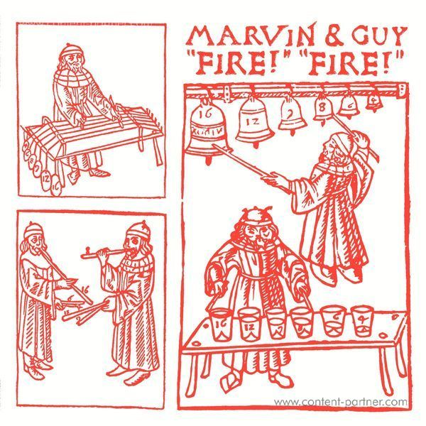 Marvin & Guy - Fire ! Fire !