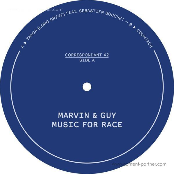 Marvin & Guy - Music For Race