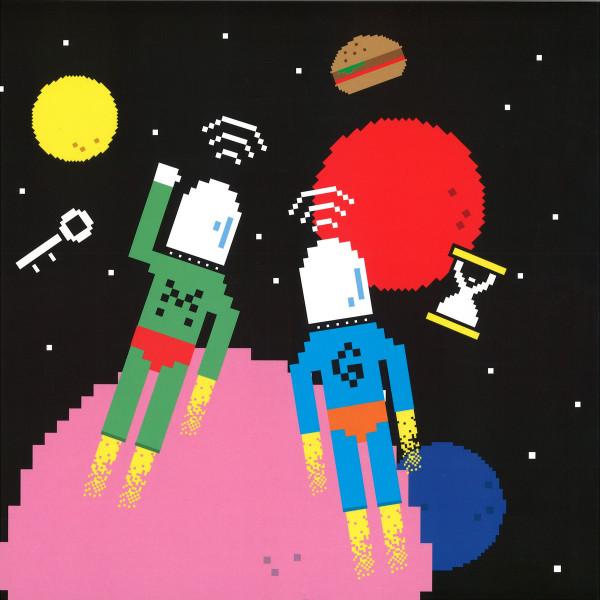 Marvin & Guy - Solar Warriors (White Vinyl)