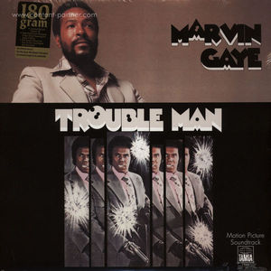 Marvin Gaye - Trouble Man (Soundtrack)