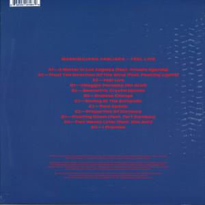 Massimiliano Pagliara - Feel Live (Back)