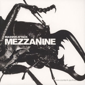 Massive Attack - Mezzanine (V40 Ltd. Edt.)