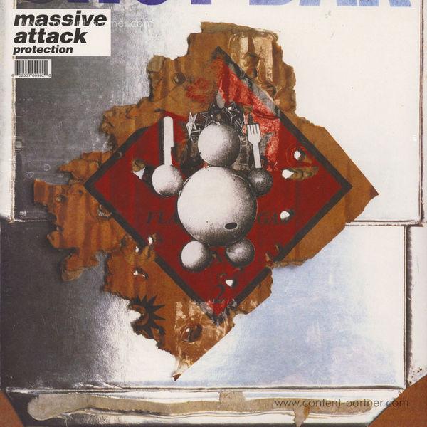 Massive Attack - Protection (LP)