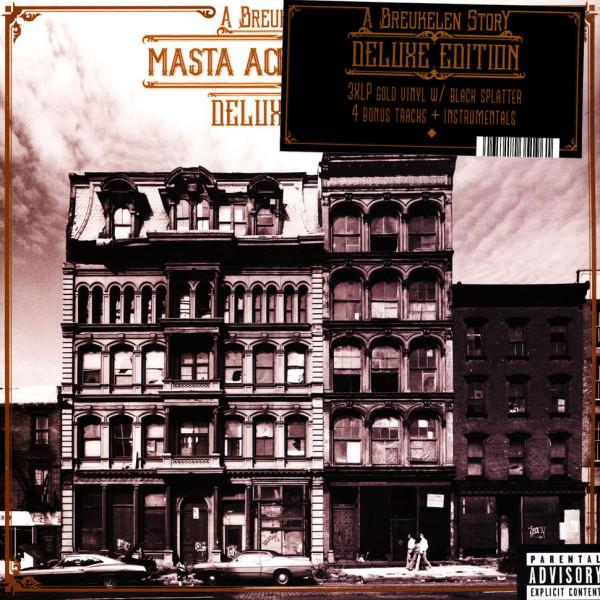 Masta Ace & Marco Polo - A Breukelen Story (Deluxe Editon Coloured 3 LP)