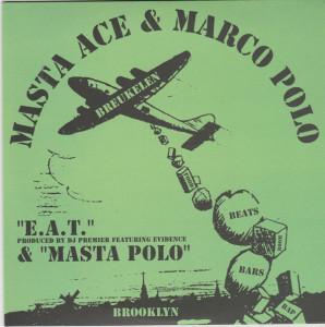 Masta Ace & Marco Polo - E.A.T. / Masta Polo (Ltd. 7