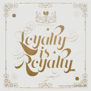 Masta Killa (Wu-Tang Clan) - Loyalty Is Royalty (2LP)