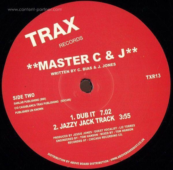 Master C & J - Face It