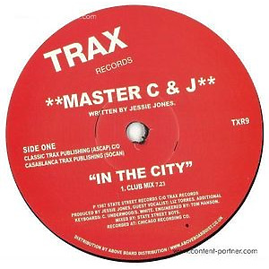 Master C & J - In The City