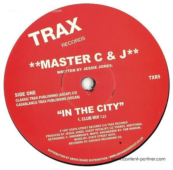 Master C & J - In The City