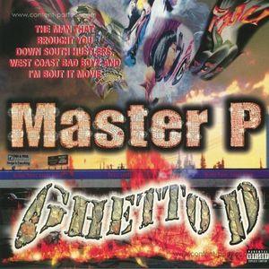 Master P - Ghetto D (20th Anniv. 180g 2LP)
