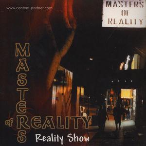 Masters Of Reality - Reality Show (Ltd. 140g White Vinyl)