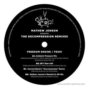 Mathew Jonson - Decompression - Remixes #1